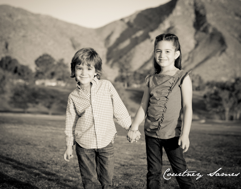 Family Portrait Session – El Paso, Texas
