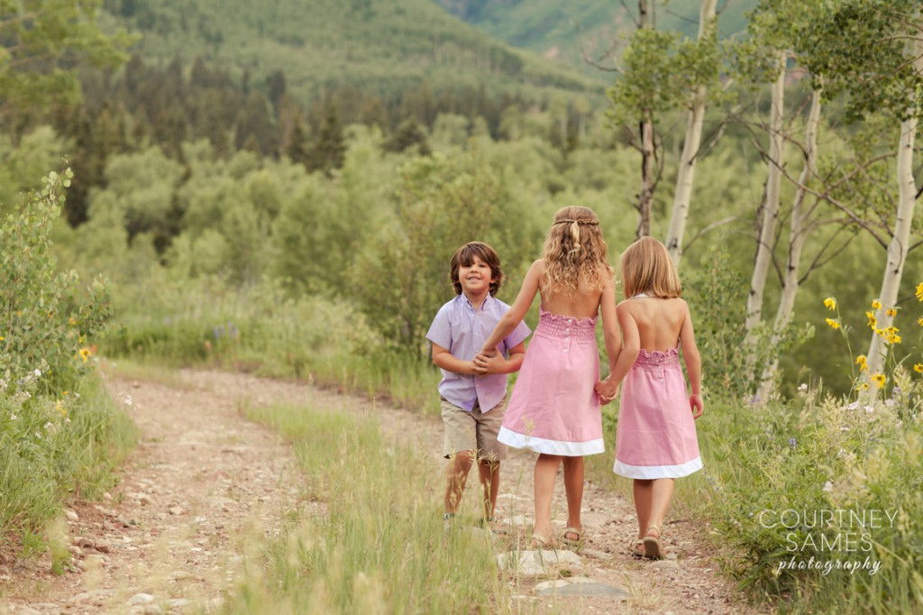 Aspen, Colorado Summer Portrait Sessions