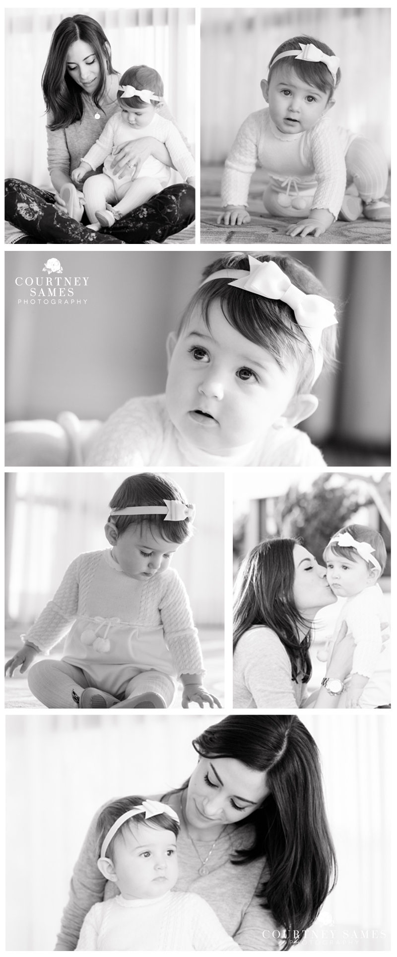 Austin Family Photographer – Mother & Child Portrait Session