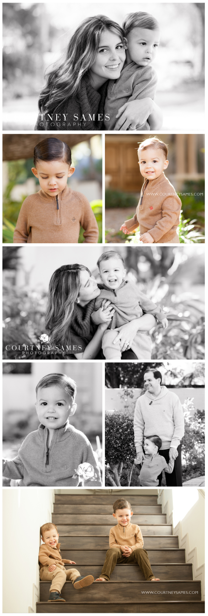 Family Portrait Photography – Austin, Texas