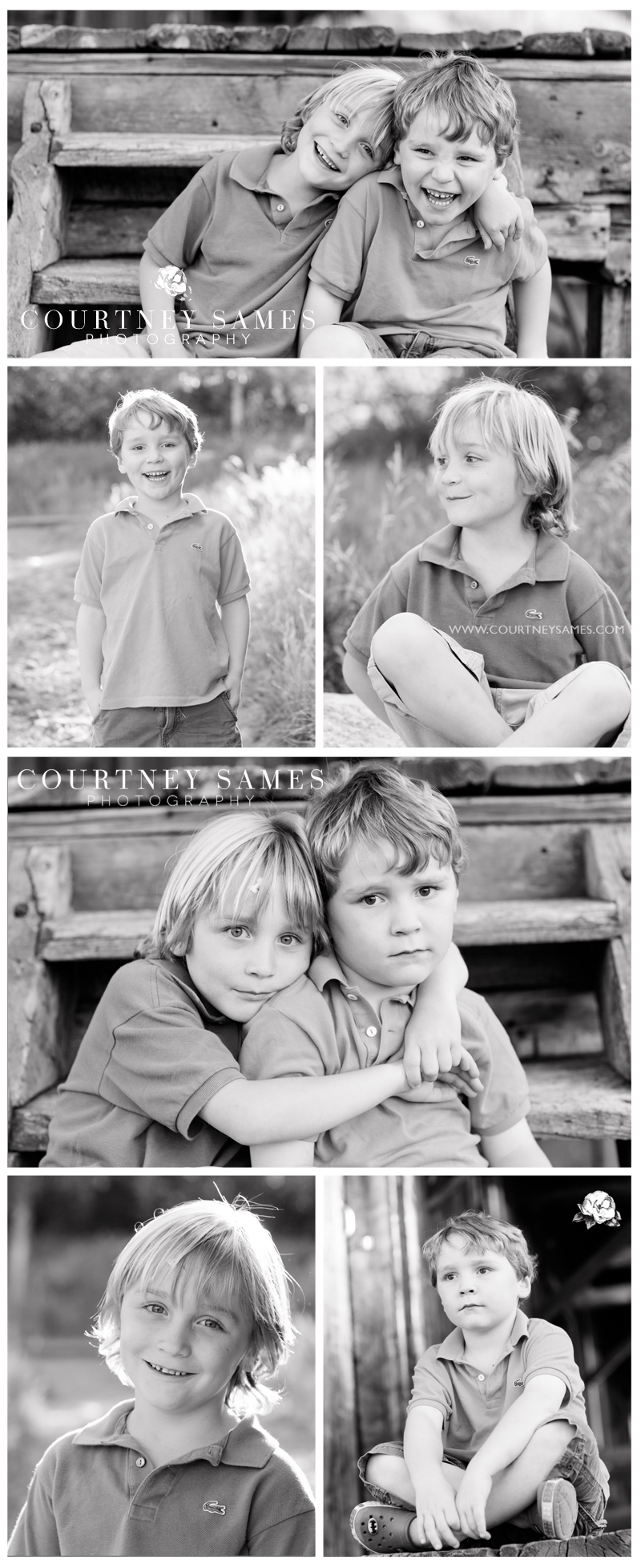 Austin & Aspen Children's Portrait Photographer