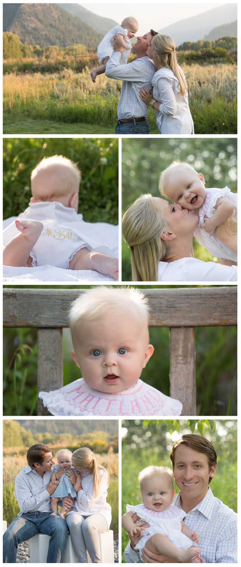 Baby Joy : Aspen Family Photographer