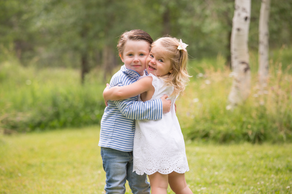 Aspen, Colorado Photography – Sweet Sibling Session